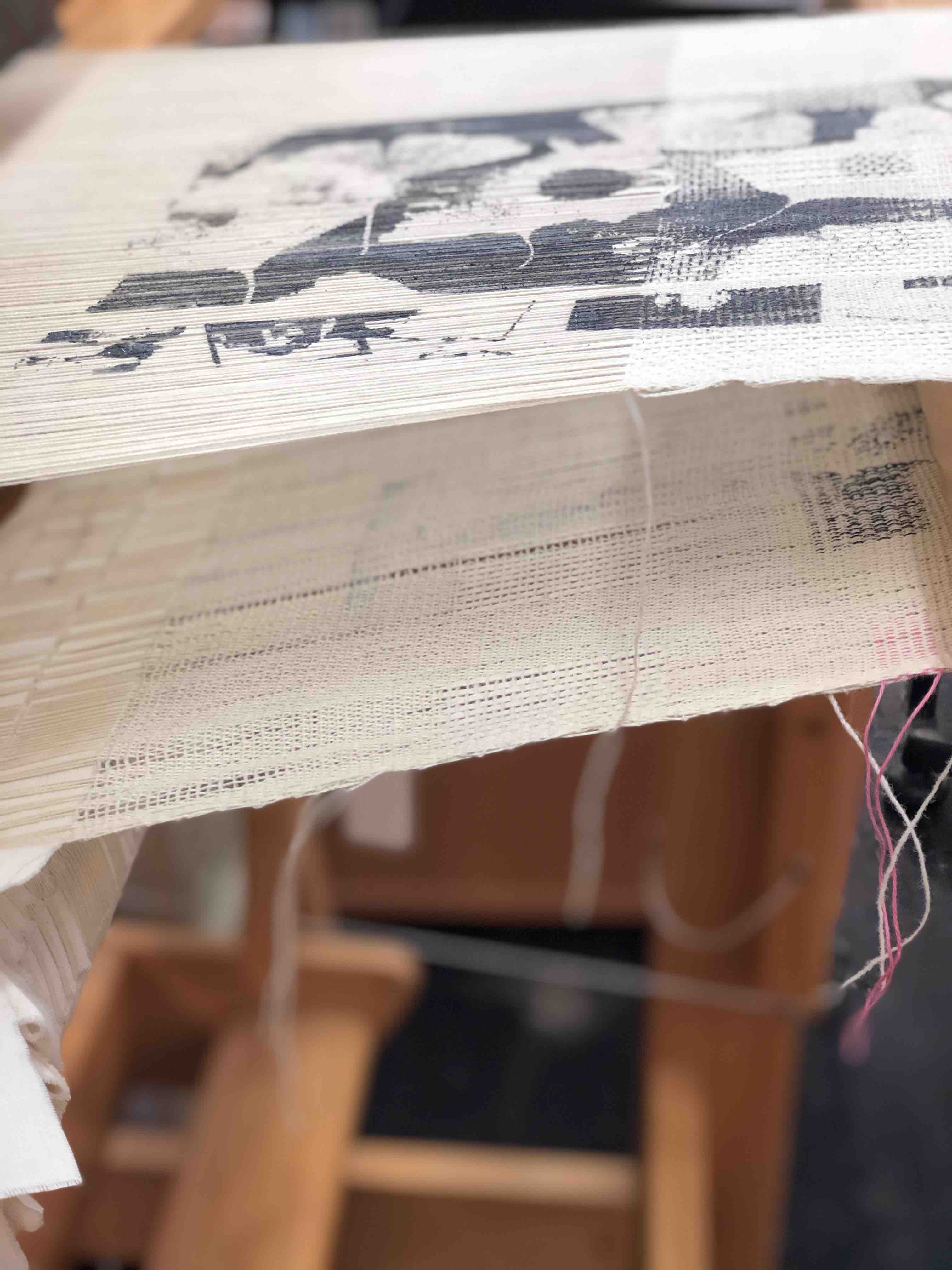 'Next Steps in Textiles - Finding Your Creative Voice'